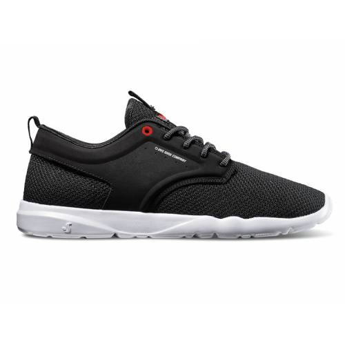 Dvs Premier 2.0 Shoes - Black / Red