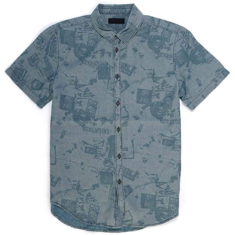 KR3W Winston Shirt / Anti Print