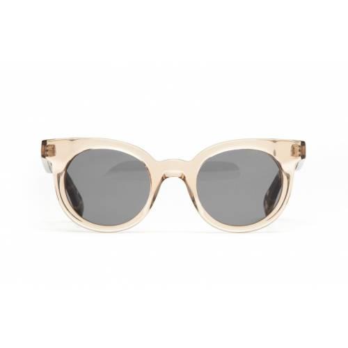 Raen Arkin Round Sunglasses - Cristal Rose