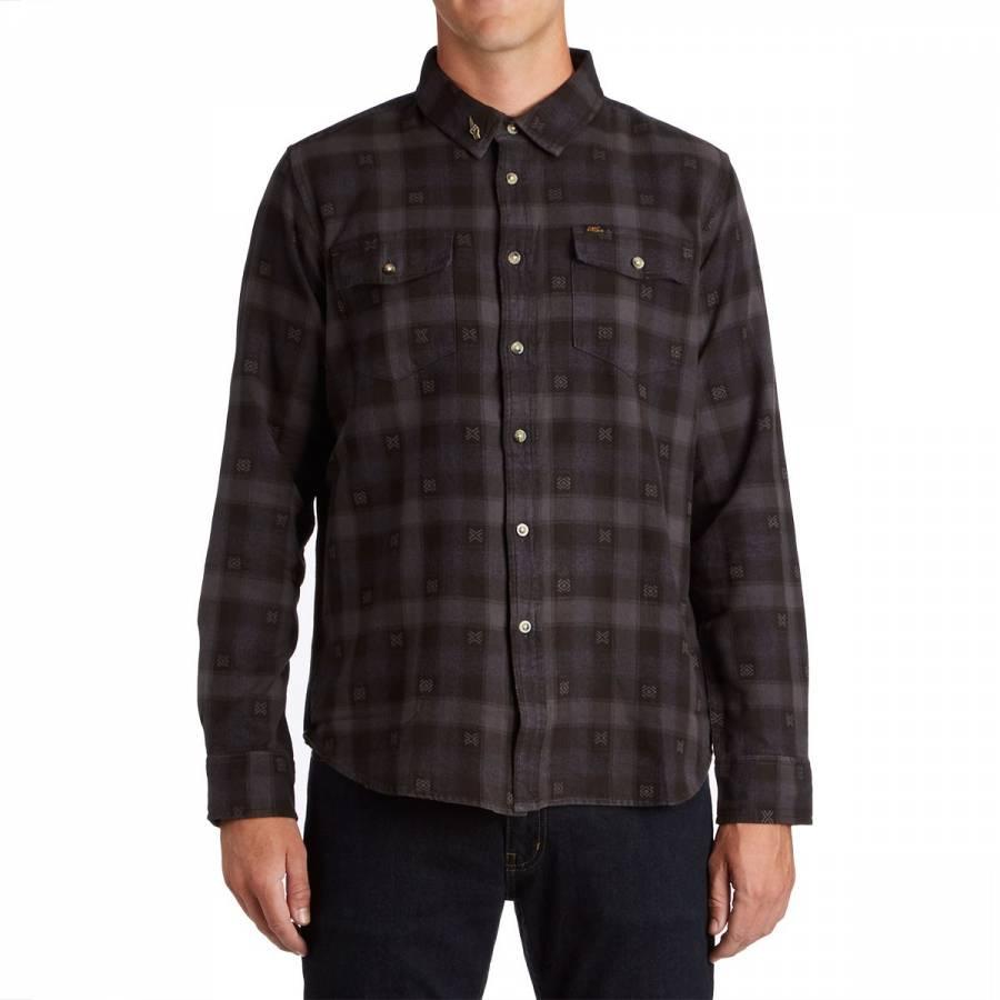 Loser Machine Hemmings Shirt - Black