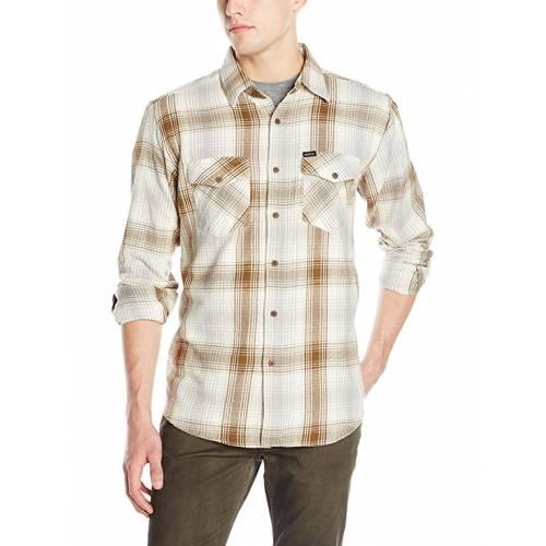 Matix Scheme Flannel Shirt - Natural
