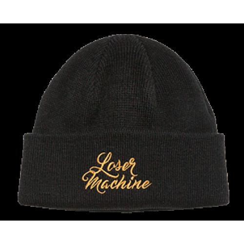 Loser Machine Tinker Beanie - Black