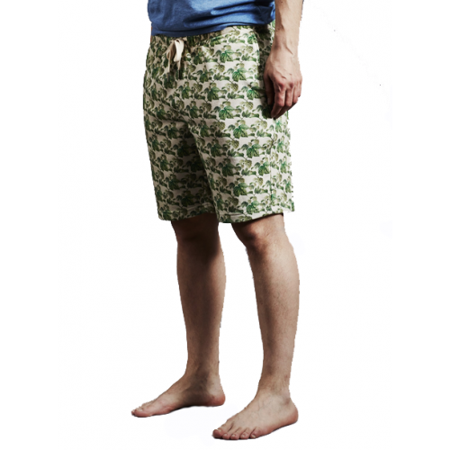 Makia Hops College Shorts - Multicolor