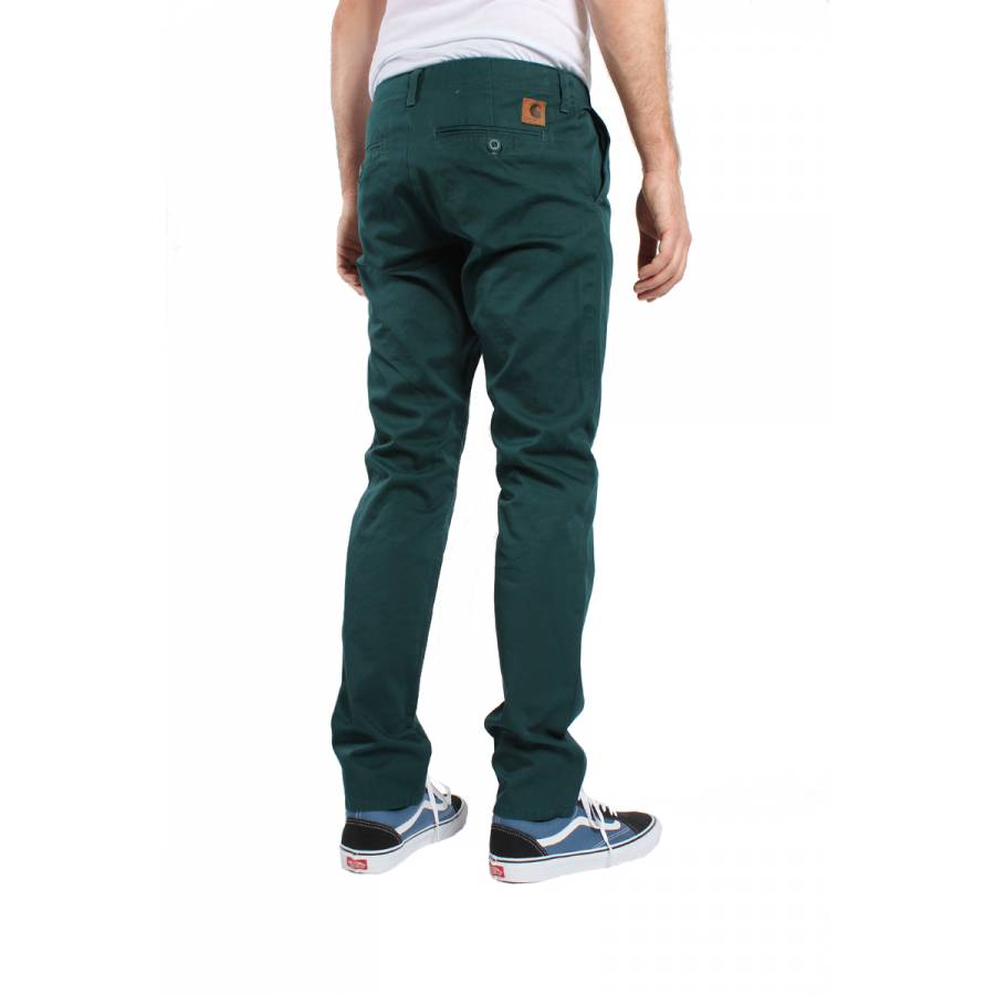 Carhartt Club Pant - Sequoia Rinsed
